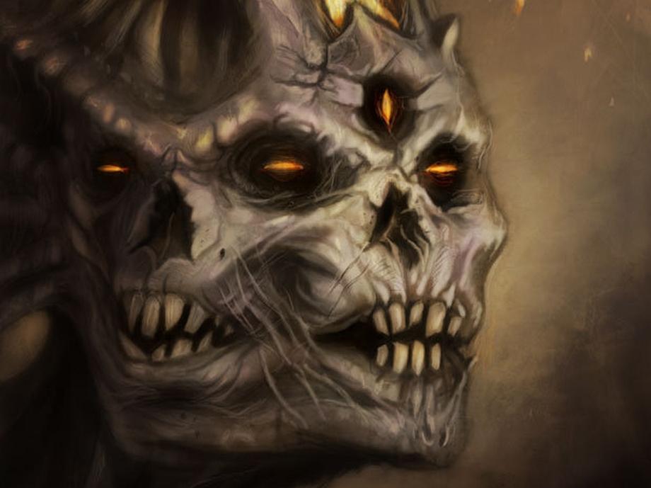28728_fantasy_moster_demon_two_headed_monster